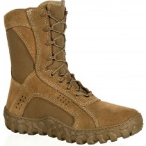 Rocky S2V 8-in RKC050 Boots - Coyote Brown - Mens