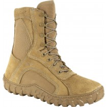Rocky S2V 8-in Waterproof 400g Insulated Boot - Coyote Brown - Mens