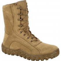Rocky S2V 8-in RKC080 Boots - Coyote Brown - Mens