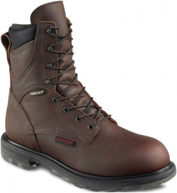 Red Wing 1412 Insulated Boot - Brown - Mens
