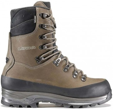 Lowa Tibet GTX Hi Backpacking Boot - Sepia - Mens