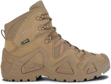 Lowa Zephyr GTX Mid Task Force Boots - Coyote OP - Mens