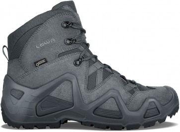Lowa Zephyr GTX Mid Task Force Boots - Wolf - Mens