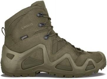 Lowa Zephyr GTX Mid Task Force Boots - Ranger Green - Mens