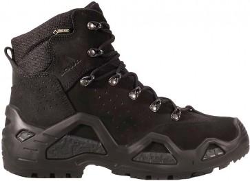 Lowa Z-6S GTX Boots - Black  - Mens