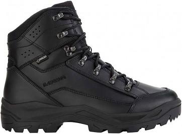 Lowa Renegade II GTX Mid Task Force Boots - Black - Mens