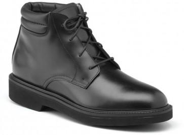 Rocky Polishable Dress Leather Chukka Boots - Black - Mens