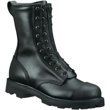 Thorogood 10-in Wildland Fire With Removable Zipper Boots - Black - Womens