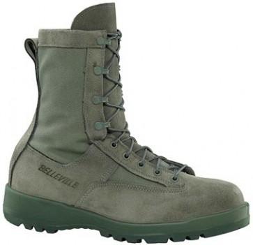 Belleville 690 Waterproof USAF Flight Boots - Sage Green - Mens