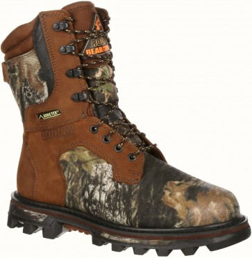 Rocky Bearclaw 3D GORE-TEX 1000G Thinsulate Boot - Moss Oak ATM - Mens