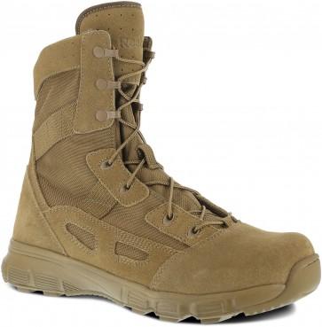 "Reebok Hyper Velocity 8"" Boot - Coyote - Womens"