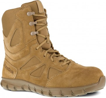 Reebok Sublite Cushion Tactical Boot - Coyote - Mens