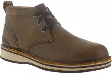Rockport Prestige Point Work Boot - Beeswax Brown - Mens