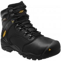 Keen Louisville Steel Toe Boot - Black - Mens