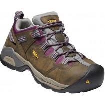 Keen Detroit XT Steel Toe Shoe - Cascade Brown - Womens
