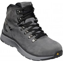 "Keen Manchester 6"" WP Aluminum Toe Boot - Forged Iron - Mens"