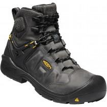 """Keen Dover 6"""" WP Carbon Fiber Boot - Black - Mens"""