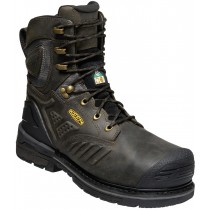 "Keen CSA Philadelphia+ 8"" Insulated Waterproof Boot - Cascade Brown - Mens"