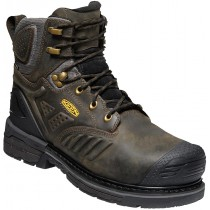 "Keen CSA Philadelphia 6"" Insulated Waterproof Boot - Cascade Brown - Mens"