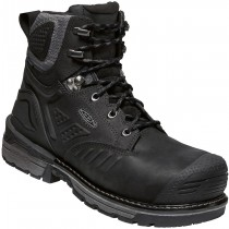 "Keen CSA Philadelphia 6"" Waterproof Boot - Black - Mens"