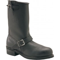 Carolina 115 Safety Toe Boots - Black - Mens