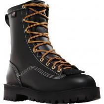 Danner Super Rain Forest 200 gram Boots - Black - Mens