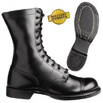 Corcoran by Cove 10-in Original Jump Boots - Black - Mens