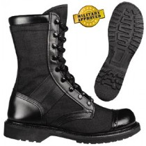 Corcoran by Cove 10-in Marauder Boots - Black - Mens