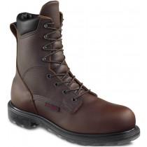 Red Wing 2408 Steel Toe Boot - Brown - Mens