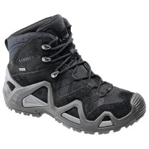 Lowa Zephyr GTX Mid Task Force Boots - Black - Mens