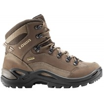 Lowa Renegade GTX Mid WS - Taupe/Sepia - Womens