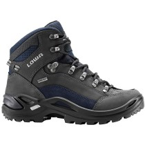 Lowa Renegade GTX Mid WS - Dark Grey/Navy - Womens