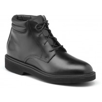 Rocky Polishable Dress Leather Chukka Boots - Black - Mens