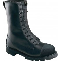 Thorogood 10-in Wildland Fire Boots - Black - Womens