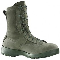 Belleville 675ST Cold Weather Insulated 600g Safety Toe USAF Boots - Sage Green - Mens