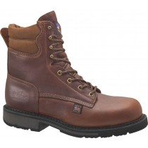 Thorogood 6-in American Heritage Safety-Toe Boots 804-4204 - Brown - Mens