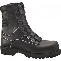 Thorogood 8-in Hellfire Power EMS / Wildland Fire Boots - Black - Mens