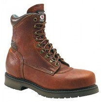 Carolina 809 Kodiak Hi 8-in Boots - Brown - Mens