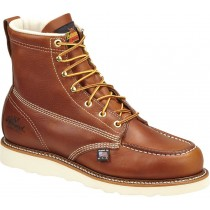 Thorogood 6-in Mock Toe Boots - Brown - Mens