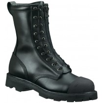Thorogood 10-in Wildland Fire With Removable Zipper Boots - Black - Mens