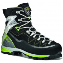 Asolo Alta Via GV Boots - Black/Green - Mens