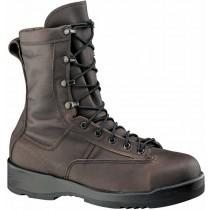 Belleville 330 USN/USMC Flight Approved Steel Toe Boots - Brown - Mens