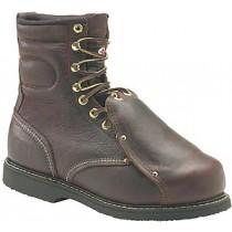 Carolina 505 Safety Toe Boots - Brown - Mens