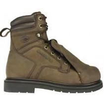 Carolina 579 8-in Metatarsal Steel Toe Boots - Brown - Mens