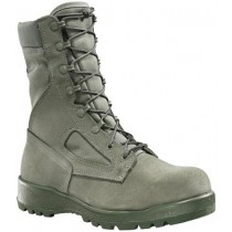 Belleville 600ST Hot Weather Safety Steel Toe Boots - Sage Green - Mens
