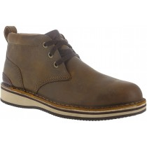 Rockport Prestige Point Work Boot - Beeswax Brown - Mens