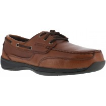 Rockport Sailing Club Shoe - Dark Brown - Mens