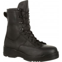 Rocky Hot Weather Steel Toe Boot - Black - Mens