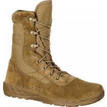 Rocky C7 CXT Lightweight Commercial Military Boot - Coyote Brown - Mens
