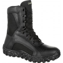Rocky S2V 8-in Waterproof 600g Insulated Boot - Black - Mens